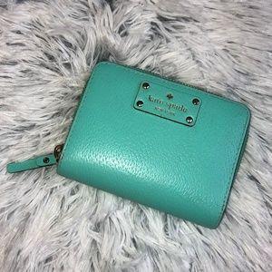 Kate Spade Teal Wallet